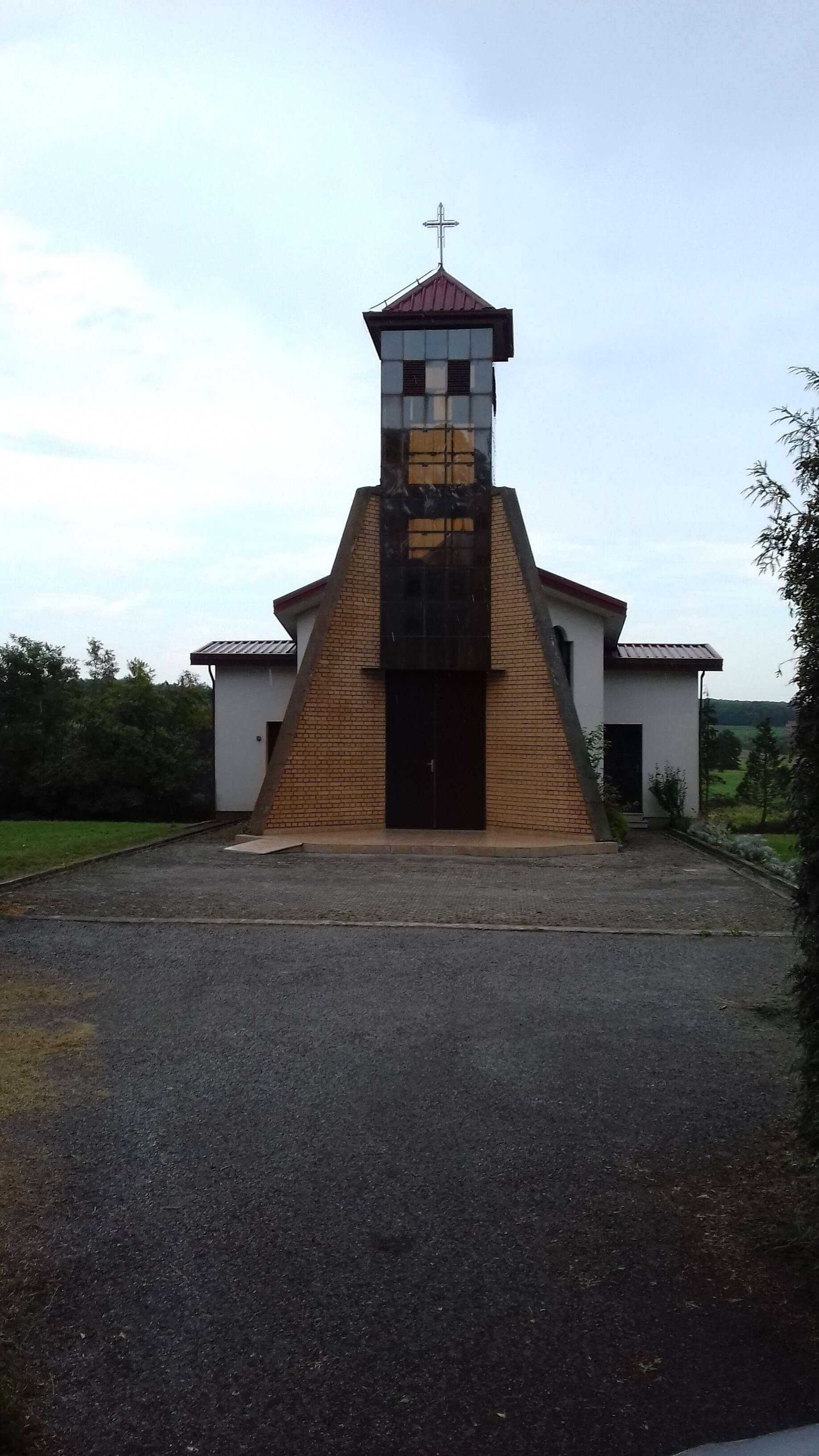 Kapela Sv. Ane Bratina