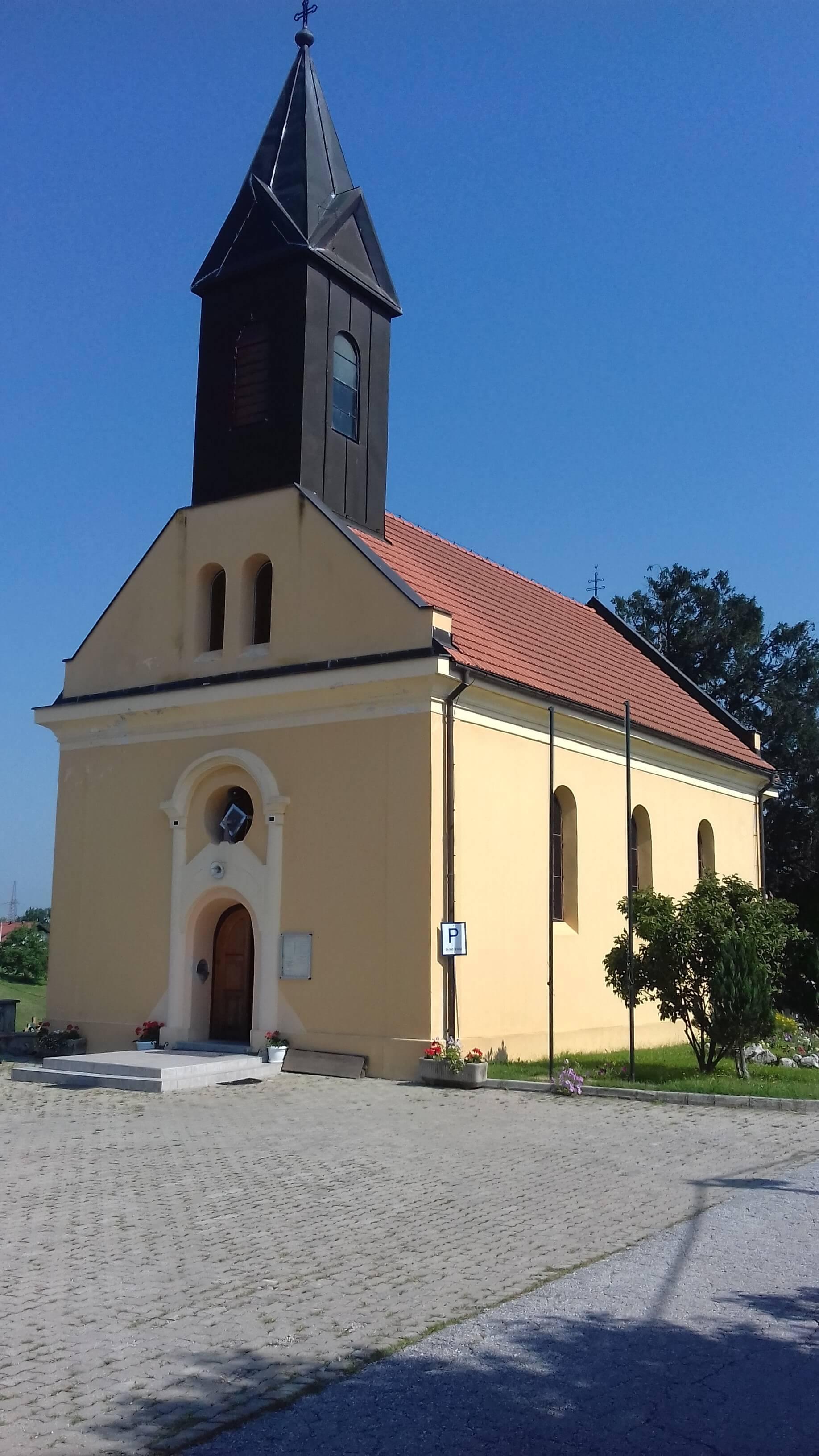 Kapela Sv. Ivana Krstitelja Kupinečki Kraljevec