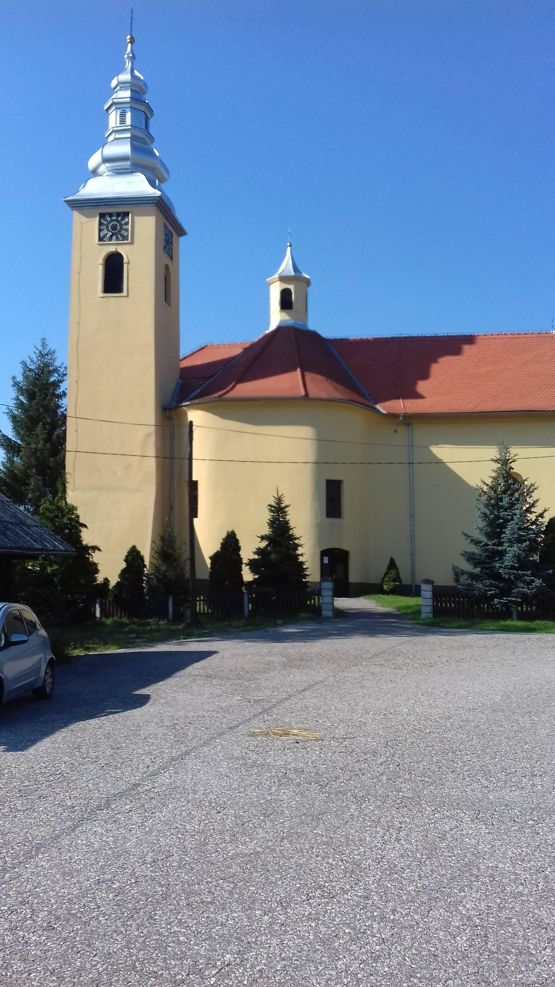 Župna Crkva Kupinec