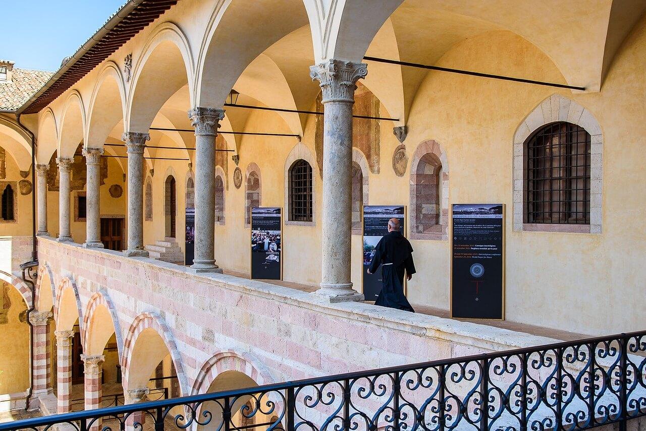 franjevački samostan asiz